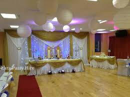 Wedding Backdrop Gold Lara Party Hire Wedding Fairy Lights Backdrop