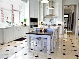 Kitchen Floors With White Cabinets White Kitchen Cabinets Tile Floor Yeo Lab Com
