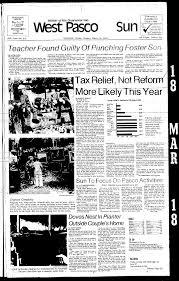 1979 03 18 Clearwater Sun Newspaper Pinellas Memory