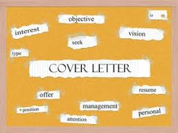 how to write an effective cover letter college recruiter