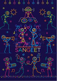 Unique Indian Wedding Invitation Cards Scd Balaji Quirky U0026 Creative Indian Wedding Invitations