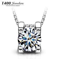 wedding necklace gifts images Wedding gifts made with swarovski zirconia 925 sterling silver jpg