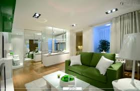 20 square meters modern living room decoration small apartment