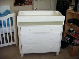 baby crib changing table combo plans furniture adorable nursery