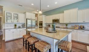 hton bay stock cabinets k hovnanian s four seasons at lakes of cane bay new homes in