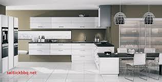 cuisine blanche brillante meuble cuisine blanc laque pour idees de deco de cuisine