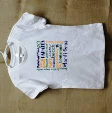 mardi gras tshirt mardi gras time t shirt monogram express