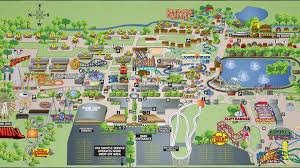 halloween horror nights map lagoon thrillz the ultimate theme park review site