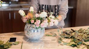 flower arrangements diy flower arrangements perfect for valentine s