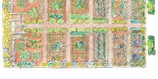 Design A Vegetable Garden Layout Vegetable Garden Layout Planner Software 21pilotstickets Club