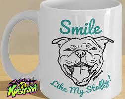 staffordshire bull terrier etsy