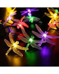 Patio Lights For Sale On Sale Now 89 Off Qedertek Dragonfly String Lights Solar String