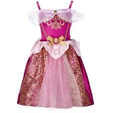dress children snow white princess dresses rapunzel aurora kids