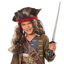 Pirate Halloween Costumes Kids Jack Sparrow Kids Costume Ebay