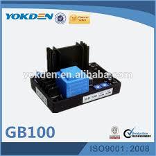 brush generator avr circuit diagram gb 100 single phase 10a 400v