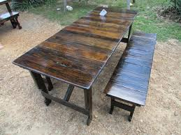 reclaimed wood outdoor table reclaimed wood outdoor furniture wonderful reclaimed wood outdoor
