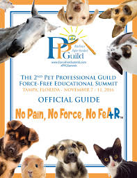 ppg official summit guide 2016 by the pet professional guild issuu