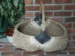 egg baskets egg baskets from amish basket weaver