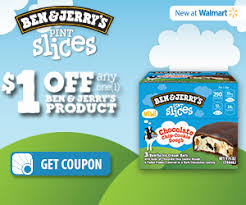 Ben And Jerry S Gift Card - 1 off ben jerry s ice cream free 5 walmart gift card at