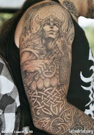 Scottish Tattoos Ideas Best 25 Celtic Warrior Tattoos Ideas On Pinterest Viking