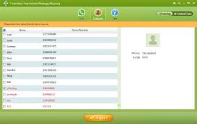 free for android tablet free android whatsapp recovery recover whatsapp messages on
