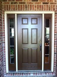 Black Exterior Gloss Paint - front doors heres the door scratches paint metal front door to