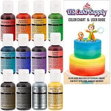 color fondant amazon com