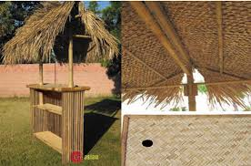 How To Build Tiki Hut Quality Bamboo And Asian Thatch Tiki Bars And Huts Bamboo 2013 U0026