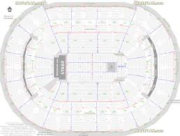 verizon center seating chart with seat numbers verizon center