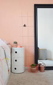 Beige Wand Wohnzimmer Wandgestaltung Rosa Beige Leeren Raum Mit Lachsrosa Stuck Wand