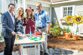 paige hemmis is updating your backyard with this colorful diy