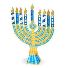 kids menorah glittery hanukkah craft for kids project doug