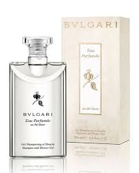 bvlgari eau parfumée au thé blanc shoo and shower gel 6 8 oz