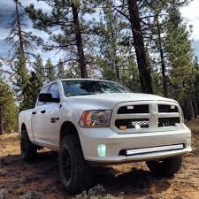 2014 dodge ram 1500 bumper 40 42 curved led light bar in sport bumper dodge ram forum