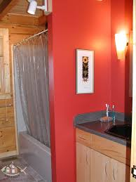 Log Cabin Bathroom Ideas Colors 20 Best Log Homes With Color Images On Pinterest Log Homes Log