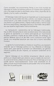 a oport de si e social liderazgo de masas en la era de las redes sociales ricardo homs