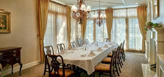 club at wynstone private dining and events illinois