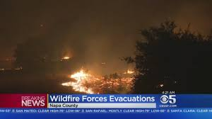 Wildfire Colorado News by Wine Country Wildfires Fires Raging Across Napa And Sonoma