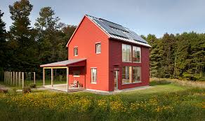 how to go about building a house energy efficient pre fab passive house designs by go logic belfast