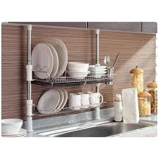 Kitchen Sink Shelves - kitchen sinks lowes canada tier stainless steel wall floor mounted