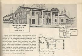 1950 S House by Vintage House Plans 364 Antique Alter Ego