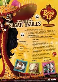 halloween kids birthday party the book of life world market exclusives sugar skulls sugaring