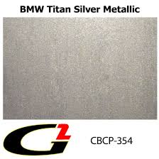 g2 brake caliper paint systems 354 bmw titan silver metallic