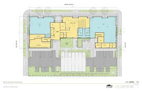 carleton college floor plans floor plan rendering drawing hand jennifer mccollister arafen