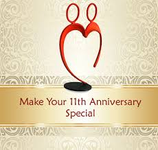 11th anniversary gifts for how to make your 11th anniversary special gifts