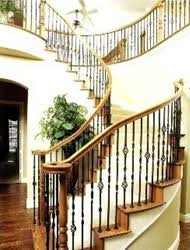 Replacing Banister Spindles Staircase Railing Charlotte Nc Staircase Spindle Replacement