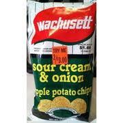 ripple chips wachusett ripple potato chips sour calories