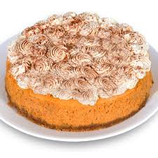 pumpkin cheesecake by cheesecake