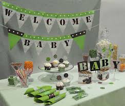 party decorations purple polka dot baby shower decorations