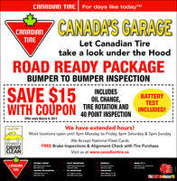 canadian tire in hamilton on 905 560 1331 auto tires